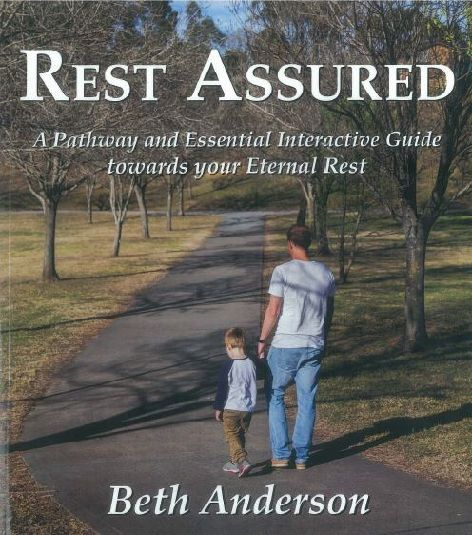 Beth Anderson Rest Assured cover